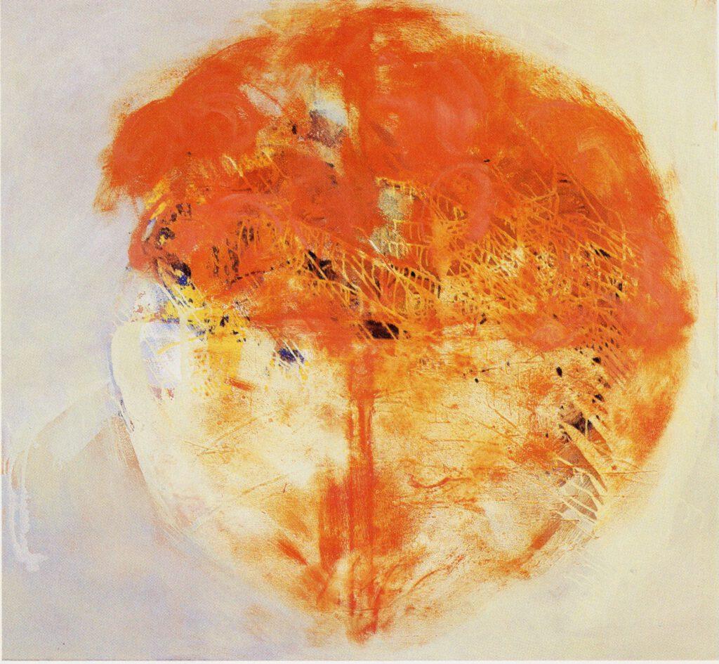 Ohne Titel | Öl | 140 x 150 cm | 1991