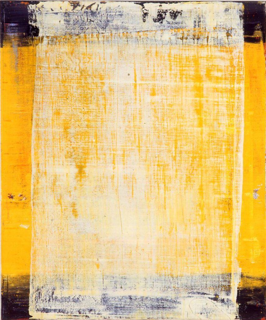 ohne Titel | Öl | 50 x 60 cm | 1995