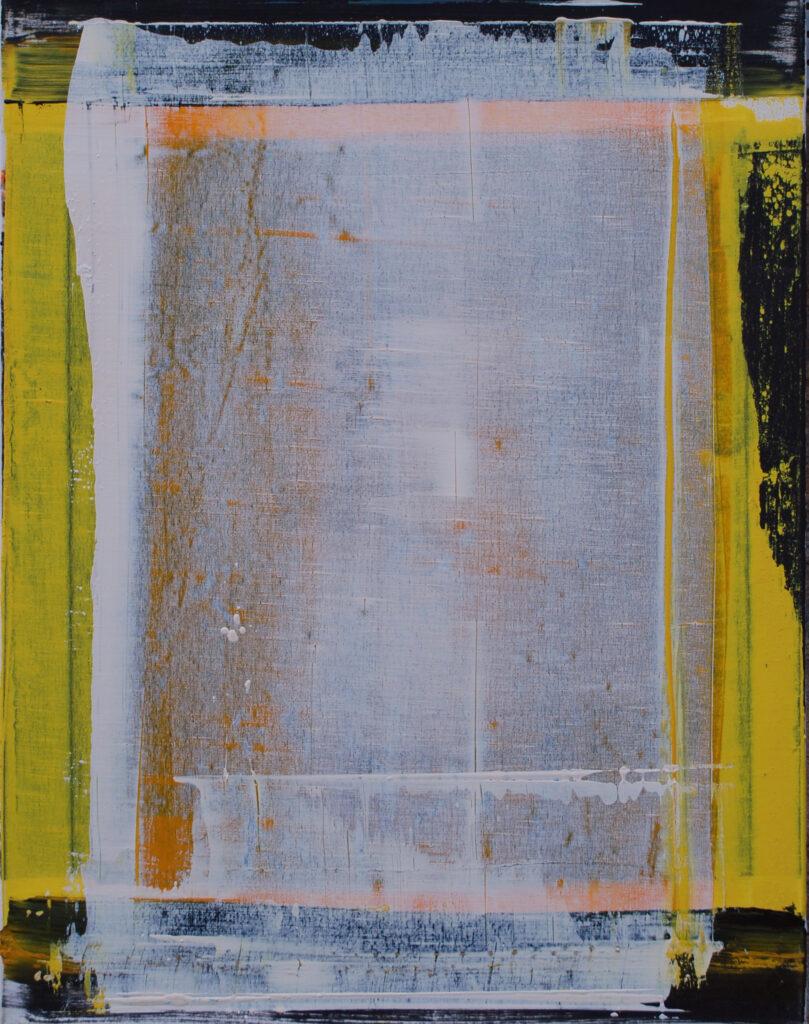 ohne Titel | Öl | 90 x 70 cm | 1995