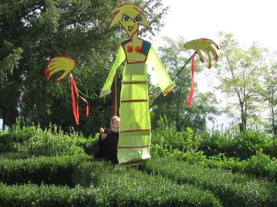 Das wunderbare Leben von Enzo Grillo, Multimdiales Theater | 2004