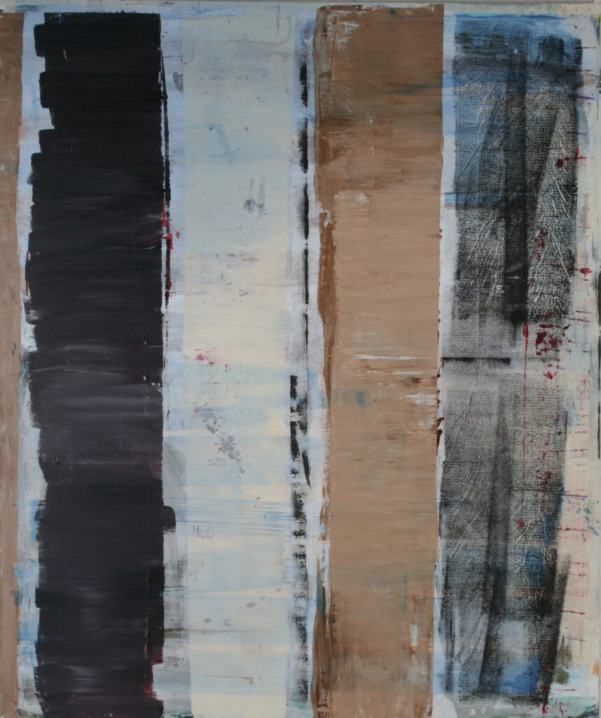 Canal Grande | Acryl | 180 x 150 cm | 2007