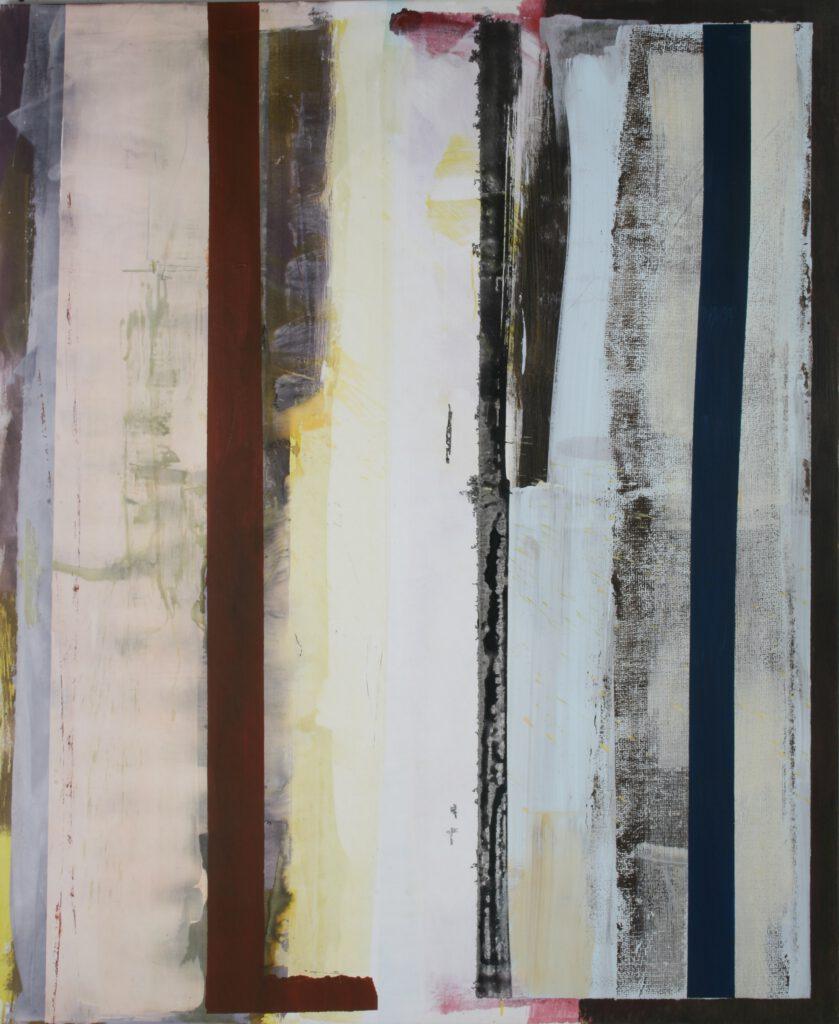 Canal Grande I | Acryl | 180 x 150 cm | 2007