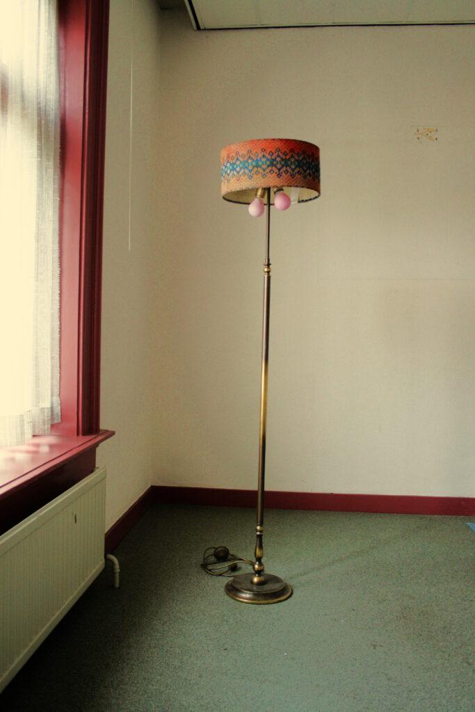 Burg Trutz | diverse Materialien | 2008 | innerhalb der Ausstellung: 'Waste not - want not' des Kunstvereins M.I.K.C. / Delden / NL