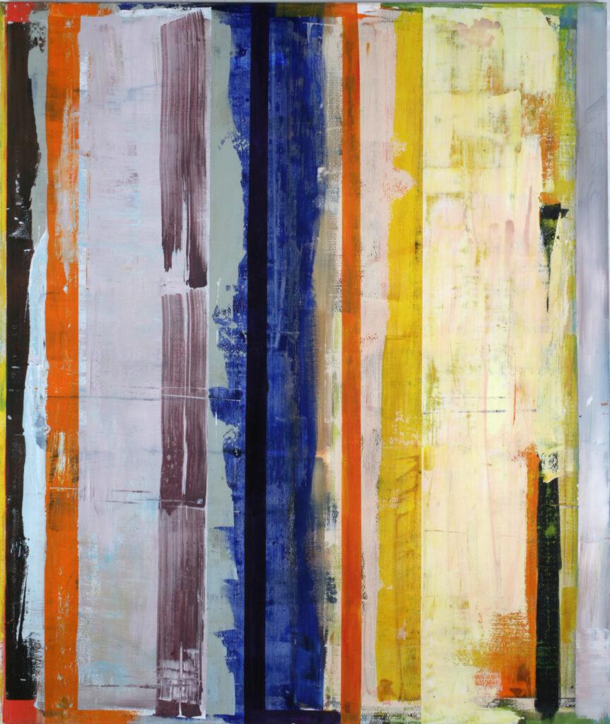 ohne Titel | Acryl | 180 x 150 cm | 2009
