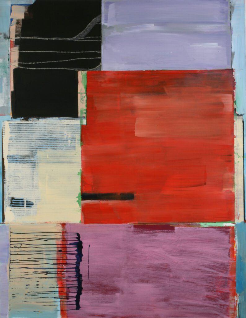 New Museum | Acryl | 180 x 140 cm | 2010