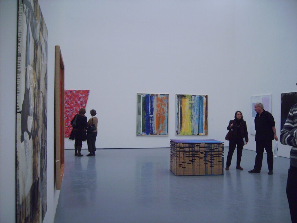 "Ausstellungsansicht: ""Große Düsseldorfer"" | Museum Kunstpalast-Düsseldorf | 2010"