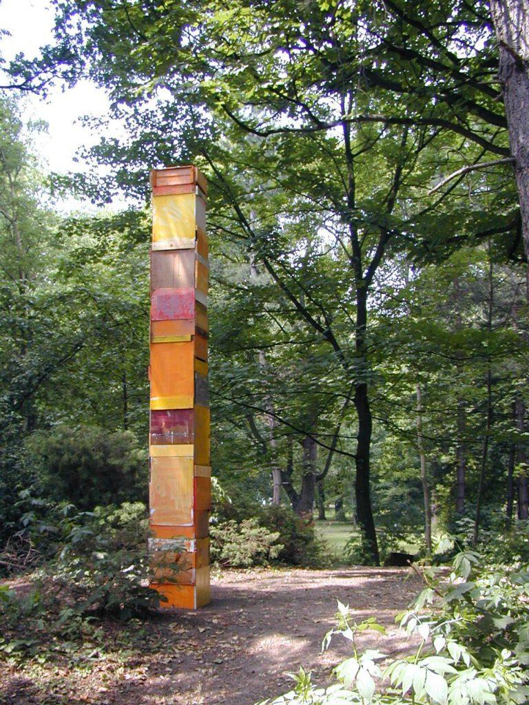 Turm im Schlosspark | Schlosspark Stammheim | 2003