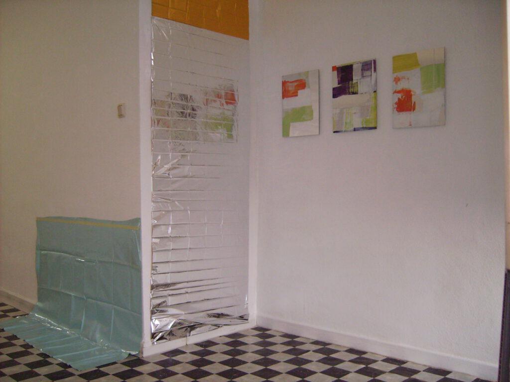 Loreley | Ausstellungsansicht im Kunstraum 57 | 2007